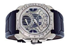 the special edition Bulgari Octo Maserati watch.