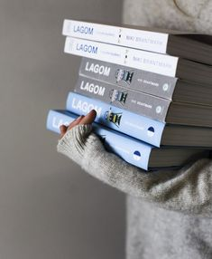 Lagom: Not too much, not too little. The Swedish Art of Living a Balanced, Happy Life by Niki Brantmark. #lagom #Books #gift #Christmasgifts