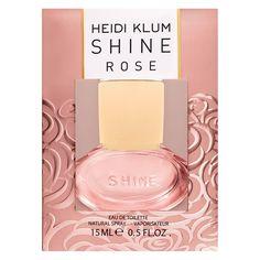 Nước hoa nữ Heidi Klum Shine my rose (EdT, spray), 15ml. Giá: 880,000 VNĐ