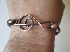 treble clef bracelet My Inner Band Geek Coming Out