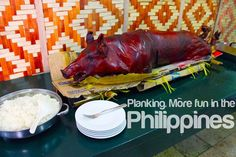 The finesse originates from the slopes of the Philippines. Sinigang recipe stands alongside the signature barbecued pigs at their cultural dinner tables. Why is their culinary culture suddenly going viral? Sinigang Recipe, Philippines Tourism, Tourism Department, Filipino Culture, Lechon, Pig Roast, Food Stands, Strange Photos, Filipino Recipes