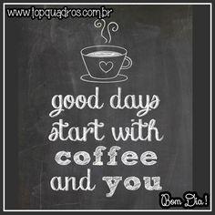Bom dia !  www.topquadros.com.br  #bomdia #quinta #topquadros #inspiração #lojaonline #decoração #manha #café