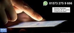 Aus Leserbrief mach WhatsApp: Die Kommunikation mit dem Leser erlebt eine Revolution