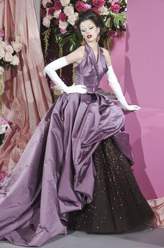 Christian Dior - Haute Couture Spring 2010
