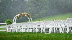 How to Plan a Monsoon Wedding schlechtes wetter Rainy Wedding, Tent Wedding, Wedding Chairs, On Your Wedding Day, Wedding Venues, Wedding Ceremony, Dream Wedding, Reception, Aqua Wedding