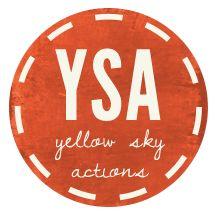 Logo Yellow Sky Actions