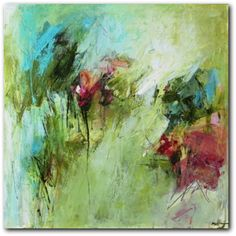 Abstract paintings, Conn Ryder, Abstract Expressionism, Colorado artist