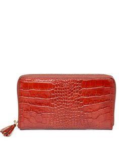Uterque Crocodile wallet