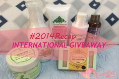 Join this International giveaway at http://www.eurethel.com/its-been-a-good-year-2014recap-new-year-giveaway.html and you might win Derma Obsession beauty goodies.