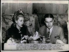 Artie & Lana, 1941