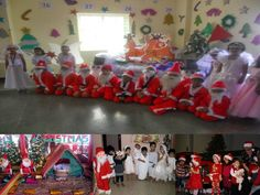#Christmas #Party at #School #Small #Wonderz Play School is the #best #playschool and day care center in #Indirapuram, #Ghaziabad. bit.ly/1CHGHPm