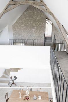 Oude Franse boerderij wordt rustgevend vakantiehuis - Roomed | roomed.nl