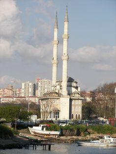 Mezquita de Haydarpaşa  #estambul #turquia #mezquitas