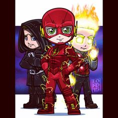 """The Bow, The Bolt, and The Blaze"" Lord Mesa"