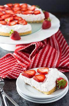 No Bake Strawberry C