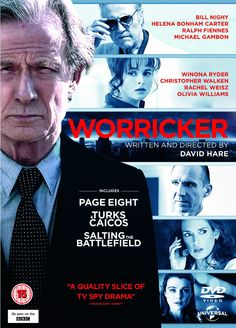 The Worricker Trilogy (Page Eight / Turks & Caicos / Salting the Battlefield), 2011-14