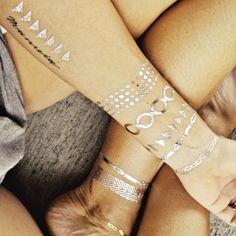 LENA Temporary Tattoo by Flash Tat