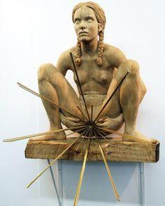 #viralart ___________________________________________________ #art #sculpture #girl #pussy #shine #artisan #handmade #conceptualart #love #instagood #woodwork#artwork  #netart #contemporaryart #postmodern  #knownunpleasure