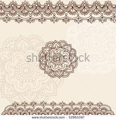 henna-mehndi-tattoo-flowers-and-paisley-border-doodle