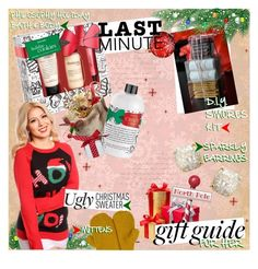 Last Minute Gift Guide For Her by stacey-lynne on Polyvore featuring polyvore fashion style Kate Spade philosophy