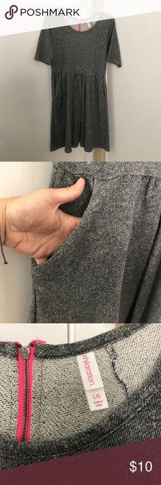 Grey Dress 👗 Xhilaration from Target grey dress 👗 Xhilaration Dresses Mini