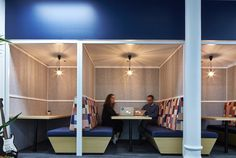 Airtasker's new Sydney workplace reflects the company's goals, purpose and growth, and is designed for getting more done.