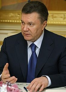 Viktor Yanukovych From Wikipedia, the free encyclopedia. President of Ukraine.