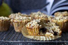 pear and hazelnut muffins - smitten kitchen