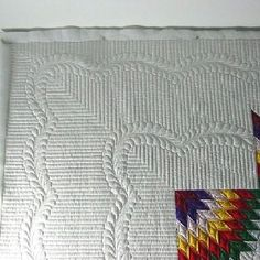 Quilt border...Awesome!