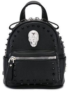 Notebooktaschen Das Beste Mini-messenger-bag Goat Skull Pentagram 19 X 25 Cm Schwarz