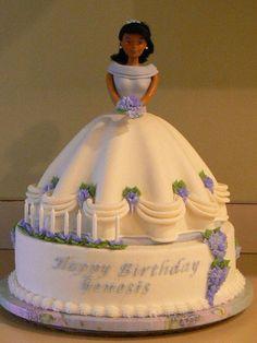 Doll Cake on Cake Central