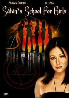 Shannon Doherty and Julie Benz star in this remake of the classic original horror. A young woman enrolls at an all-girls college in New England to investigat. All Movies, Horror Movies, I Movie, Shannen Doherty Movies, Connie Sellecca, Julie Benz, Film World, Taraji P, Lifetime Movies