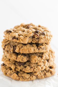 The Oatmeal Raisin Cookie recipe from Sadelle's bakery in NYC... Hailed the best oatmeal raisin cookie ever! http://www.browneyedbaker.com/sadelles-oatmeal-raisin-cookies/