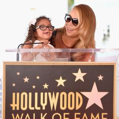 Mariah Carey Is Adorably Upstaged by Her Twins During Her Walk of Fame Ceremony