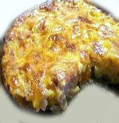 Vidalia Onion Pie  Recipe  (compare to Camille Glenn's)