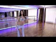 Как научиться танцевать восточные танцы дома. Видео Урок 2 - YouTube