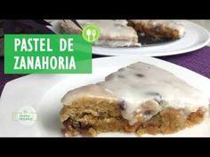 PASTEL DE ZANAHORIA | Comer Vegano - YouTube