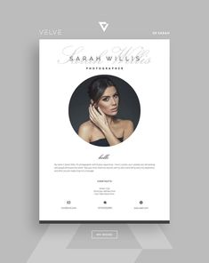 Resume / CV 5 page Template Cover Letter / Instant Download | Etsy Ui Ux Design, Dashboard Design, Design Social, Graphic Design Resume, Page Design, Identity Design, Brand Identity, Self Branding, Corporate Branding