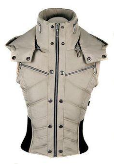 Puma Vest 2.0 - Ripstop Edition, armor, sci-fi, battle, war, roguerepublik.com, fire, style, attitude: