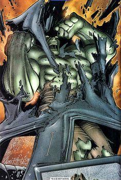 Hulk by John Romita Jr