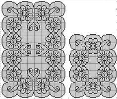 Kira scheme crochet: Scheme crochet no. 1781