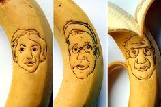—Designer Bananas: Zuzana Licko, Chip Kidd and Milton Glaser