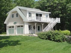 New Harbor cottage rental - Welcome to Suite Thyme Carriage House with 210 feet of private ocean frontage.