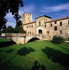 Portobuffolè, small village in the north east of Italy, medieval architecture and many things recalling the Repubblica di Venezia