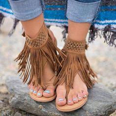 Women Bohemian Sandals