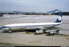 Boeing 707-329C - Sabena | Aviation Photo #0402987 | Airliners.net