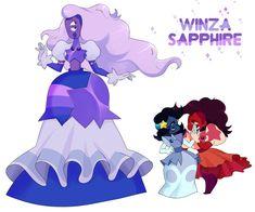 SU OC - Winza Sapphire by Seopai on DeviantArt
