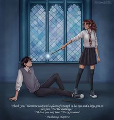 Arisha — Cover Art I did for the Harry/Hermione fanfiction:... Harry Potter Artwork, Harry Potter Drawings, Harry Potter Ships, Harry James Potter, Harry Potter Wallpaper, Harry Potter Pictures, Harry Potter Characters, Harry Potter Memes, Harry And Hermione Fanfiction