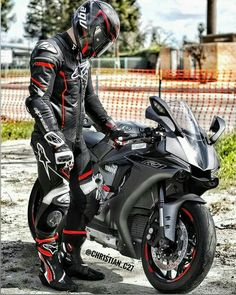 Biker Boys, Yamaha R1, Motorcycle Outfit, United States, Bikers, Vehicles, Motorcycles, Leather, David
