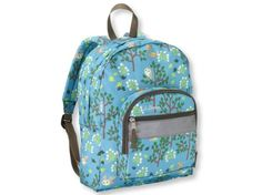 faa2f2f975214 An adorable backpack from LL Bean! This will be our on the go diaper bag